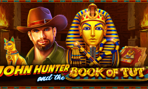 Game Slot Terbaik John Hunter and the book of Tut